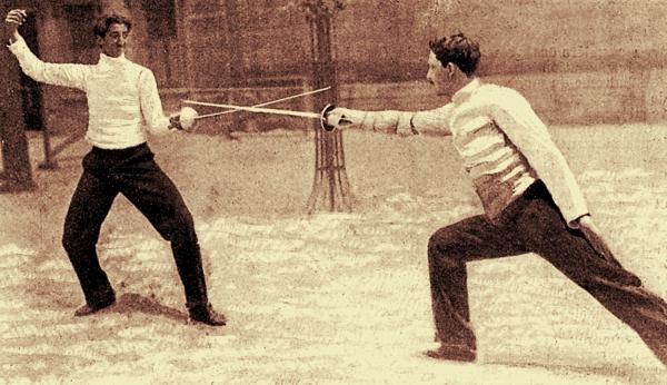 Le sport en 1900 1900AYAT