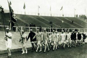 1908-Défilé